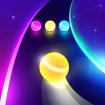 Dancing Road Color Ball Run  1.8.6 APK MOD (Unlimited Money) Download for android