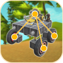 Evercraft Mechanic Online Sandbox from Scrap  2.1.12 APK MOD (Unlimited Money) Download for android