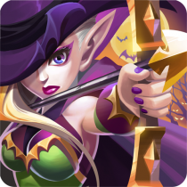 Magic Rush Heroes  1.1.308 APK MOD (Unlimited Money) Download for android
