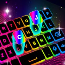 Neon LED Keyboard – RGB Lighting Colors 1.3.2 APK Free Download MOD for android