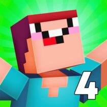Noob vs Pro vs Hacker 4: Lucky Block  2.9 APK MOD (Unlimited Money) Download for android