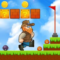Super Pep's World – Free Run Game  183 APK MOD (Unlimited Money) Download for android
