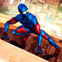 Spider Stickman hero: Gangster of Real crime city 5.0 APK Free Download MOD for android