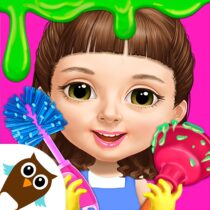Sweet Baby Girl Cleanup 5 – Messy House Makeover 8.48.00.01APK Free Download MOD for android