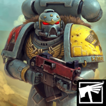 Warhammer 40,000: Space Wolf  1.4.28 APK MOD (Unlimited Money) Download for android