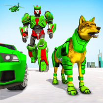 Wolf Robot Transforming Games – Robot Car Games 1.0.23 APK Free Download MOD for android