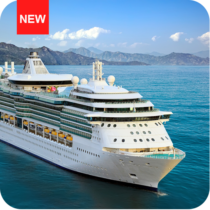 World Cruise Cargo Big Ship:Passenger Ferry Sim 20 1.0.2 APK Free Download MOD for android