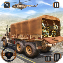 Army Truck Driving Game 2021- Cargo Truck 3D 1.0 APK Free Download MOD for android