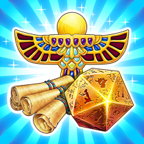 Cradle of Empires – Match 3 Games. Egypt jewels  6.7.6 APK MOD (Unlimited Money) Download for android