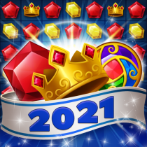 Jewels Fantasy : Quest Temple Match 3 Puzzle  Jewels Fantasy : Quest Temple Match 3 Puzzle APK MOD (Unlimited Money) Download for android
