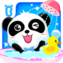 Baby Panda's Bath Time  Baby Panda's Bath Time APK MOD (Unlimited Money) Download for android