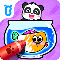 Baby Panda's Coloring Book  8.56.00.00 APK MOD (Unlimited Money) Download for android