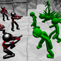 Battle Simulator: Stickman Zombie 1.09 APK Free Download MOD for android