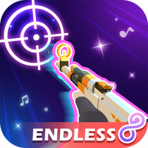 Beat Shooter Gunshots Rhythm Game  1.6.0 APK MOD (Unlimited Money) Download for android