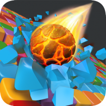Brick Ball Blast Fun Brick Breaker 3D Game  3.4.0 APK MOD (Unlimited Money) Download for android