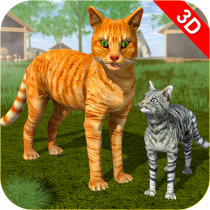 Cat Family Simulator 2021 1.01 APK Free Download MOD for android
