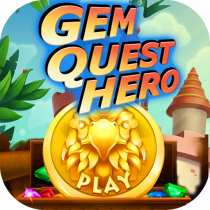 Gem Quest Hero Jewels Game Quest 1.1.2 APK Free Download MOD for android
