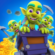 Gold and Goblins: Idle Merger & Mining Simulator  1.4.2 APK MOD (Unlimited Money) Download for android