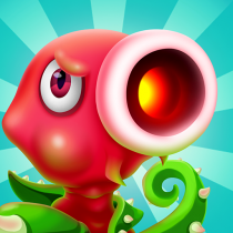 Merge Plants: Aliens Defense 0.1.7 APK MOD (Unlimited Money) Download for android