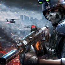 Modern Combat 5 eSports FPS  5.8.1c APK Free Download MOD for android
