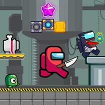 RED IMPOSTER – NIGHTMARE ADVENTURE 1.4 APK Free Download MOD for android