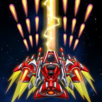 Sky Raptor Space Shooter – Alien Galaxy Attack  1.4.6 APK MOD (Unlimited Money) Download for android
