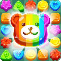 Sweet Jelly Pop 2021 – Match 3 Puzzle 1.0 APK Free Download MOD for android