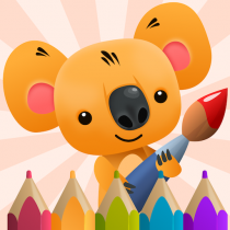 Сoloring Book for Kids with Koala 3.3 APK Free Download MOD for android
