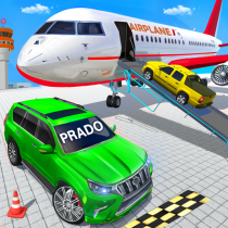 Airplane Car Parking Game: Prado Car Driving Games 2.3 APK Free Download MOD for android