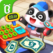 Baby Panda's Supermarket  8.57.00.00 APK MOD (Unlimited Money) Download for android