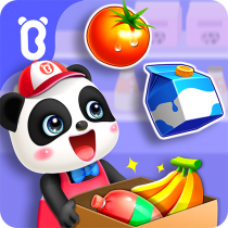 Baby Panda's Town: Supermarket 8.57.00.00 APK MOD (Unlimited Money) Download for android
