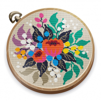 Cross Stitch Club — Color by Numbers with a Hoop 1.4.44 APK MOD (Unlimited Money) Download for android