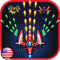Galaxy Force: Falcon Squad  82.1 APK MOD (Unlimited Money) Download for android