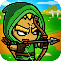 Five Heroes: The King's War  4.0.0 APK MOD (Unlimited Money) Download for android