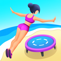 Flip Jump Stack!  1.2.7 APK MOD (Unlimited Money) Download for android