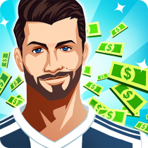 Idle Eleven Be a millionaire soccer tycoon  1.17.7 APK MOD (Unlimited Money) Download for android