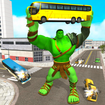 Incredible Monster City Hero Battle Mission 2021 1.1 APK Free Download MOD for android