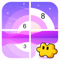 Jigsaw Coloring: Number Coloring Art Puzzle Game 1.8.0 APK Free Download MOD for android