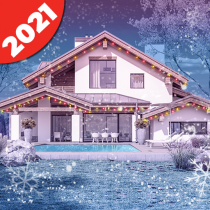 My Home Makeover Design Dream House of Word Games  1.9 APK MOD (Unlimited Money) Download for android
