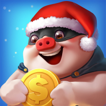 Piggy GO Clash of Coin  3.7.0com.stundpage.nimi.fruit.blender APK MOD (Unlimited Money) Download for android