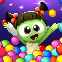SPOOKIZ PANG: Bubble Shooting  1.0.0 APK Free Download MOD for android
