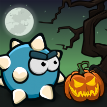 Spike ball helloween adventure  1.5 APK MOD (Unlimited Money) Download for android