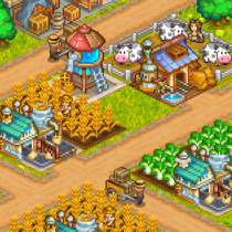 Steam Town Farm & Battle, addictive RPG game  1.5.2 APK MOD (Unlimited Money) Download for android