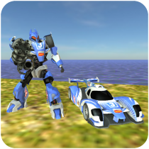 Supercar Robot 1.4 APK Free Download MOD for android