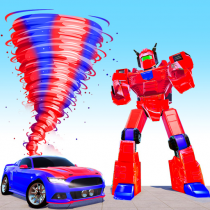 Air Robot Tornado Transforming – Robot Games  APK MOD (Unlimited Money) Download for android