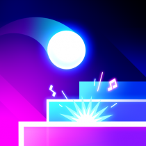 Beat Hop EDM Music & Rhythm Ball Game  1.6 APK MOD (Unlimited Money) Download for android