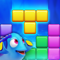 Block Puzzle Fish – Free Puzzle Games  2.0.3 APK MOD (Unlimited Money) Download for android