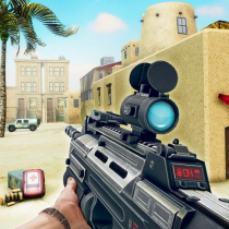 FPS Encounter Shooting – Fun Free Shooting Games  APK MOD (Unlimited Money) Download for android