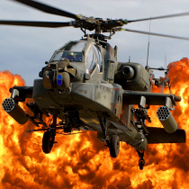 Gunship Force: Free Helicopter Games Attack 3D APK MOD (Unlimited Money) Download for android