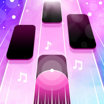 Magic Pink Tiles: Piano Game  1.0.17 APK MOD (Unlimited Money) Download for android
